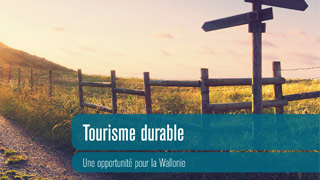 Tourisme durable en Wallonie : le point par IEW