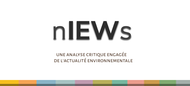 Liste des articles nIEWs parus en 2019